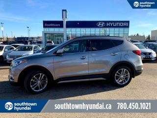 Used 2017 Hyundai Santa Fe Sport SE/2.0 TURBO/BLIND SPOT/PANO SUNROOF/HEATED SEATS for sale in Edmonton, AB