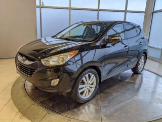 Used 2012 Hyundai Tucson LIMITED   NAV   Leather   No Accidents   Remote Start for sale in Edmonton, AB