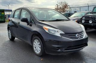 Used 2014 Nissan Versa Note SV HATCH GROUPE ELECTRIQUE A/C for sale in St-Hubert, QC