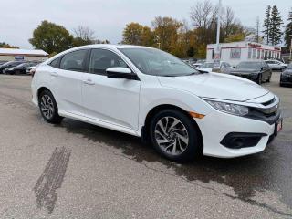 Used 2018 Honda Civic Sedan EX 4dr FWD Sedan for sale in Brantford, ON