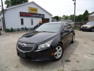 Used 2011 Chevrolet Cruze LT Turbo+ w/1SB for sale in Sarnia, ON