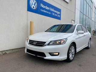 Used 2013 Honda Accord Sedan EX-L - LEATHER / LOADED for sale in Edmonton, AB