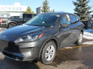 New 2020 Ford Escape S | FWD | REVERSE SENSING | FUEL EFFICIENT! for sale in Edmonton, AB