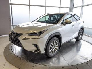 Used 2019 Lexus NX One Owner - Accident Free! for sale in Edmonton, AB
