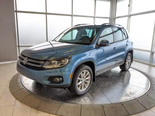 Used 2017 Volkswagen Tiguan No accidents - Wolfsburg Edition for sale in Edmonton, AB