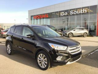 Used 2018 Ford Escape TITANIUM, 4WD, NAVIGATION, LEATHER for sale in Edmonton, AB