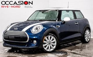 Used 2015 MINI Cooper Hardtop CUIR+TOIT.PANO+XENON+SIEGES.CHAUFFANTS for sale in Boisbriand, QC