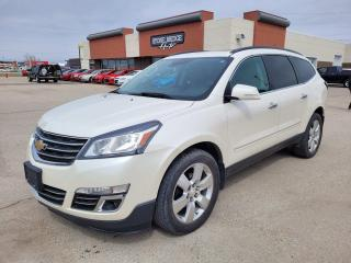 Used 2014 Chevrolet Traverse LTZ 4dr AWD 4 Door for sale in Steinbach, MB