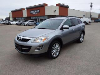 Used 2011 Mazda CX-9 GT 4dr AWD 4 Door Sport Utility Vehicle for sale in Steinbach, MB