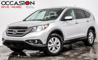 Used 2012 Honda CR-V EX AWD TOIT.OUVRANT+MAGS+SIEGES.CHAUFFANTS for sale in Boisbriand, QC