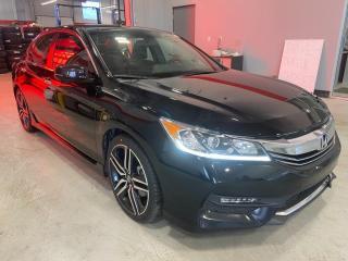 Used 2017 Honda Accord Sedan Sport for sale in Red Deer, AB