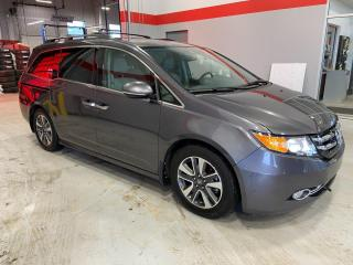 Used 2016 Honda Odyssey Touring for sale in Red Deer, AB