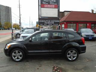 Used 2010 Dodge Caliber SXT/ MINT CONDITION / LOW KM / LIKE NEW / ALLOYS/ for sale in Scarborough, ON