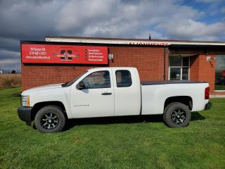 Used 2011 Chevrolet Silverado 1500 WT for sale in London, ON