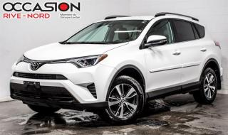 Used 2018 Toyota RAV4 LE AWD MAGS+CAM.RECUL+BLUETOOTH for sale in Boisbriand, QC