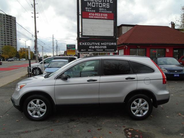 2009 Honda CR-V EX/ SUNROOF / ALLOYS / HEATED SEATS / NO ACCIDENT