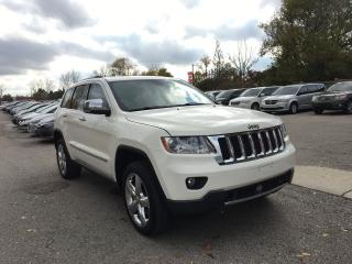 Used 2011 Jeep Grand Cherokee Overland.  EXCELLENT CONDITION for sale in London, ON