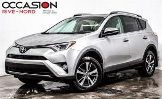 Used 2017 Toyota RAV4 XLE AWD TOIT.OUVRANT+SIEGES.CHAUFANTS+MAGS for sale in Boisbriand, QC