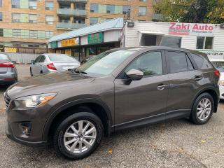 Used 2016 Mazda CX-5 Navigation/Leather/Backup Camera /Sunroof GS for sale in Toronto, ON