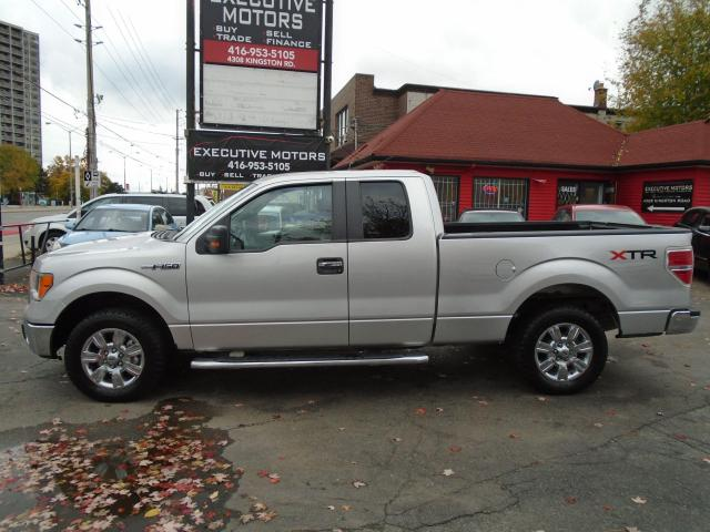 2010 Ford F-150 XLT/ MINT CONDITION / LIKE NEW / CHROME PKG /