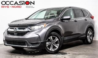 Used 2017 Honda CR-V LX AWD SIEGES.CHAUFFANTS+CAM.RECUL for sale in Boisbriand, QC