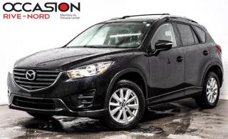 Used 2016 Mazda CX-5 GX NAVIGATION+BLUETOOTH+A/C for sale in Boisbriand, QC