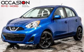 Used 2015 Nissan Micra SV MAGS+BLUETOOTH+A/C for sale in Boisbriand, QC