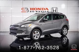 Used 2014 Ford Escape SE + A/C + CAMERA + MAGS + WOW! for sale in St-Basile-le-Grand, QC