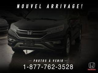 Used 2015 Honda CR-V EX + AWD + TOIT + A/C + MAGS + WOW! for sale in St-Basile-le-Grand, QC