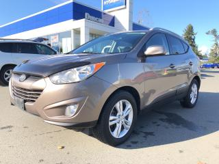 Used 2010 Hyundai Tucson GLS for sale in Duncan, BC