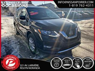 Used 2018 Nissan Rogue SV for sale in Rouyn-Noranda, QC