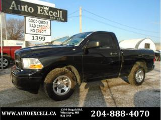Used 2012 RAM 1500 ST for sale in Winnipeg, MB