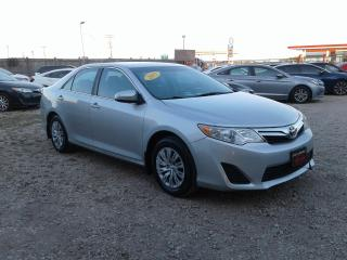 Used 2012 Toyota Camry LE for sale in Oak Bluff, MB