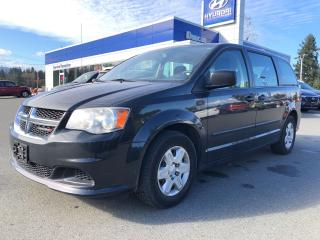 Used 2012 Dodge Grand Caravan SE for sale in Duncan, BC
