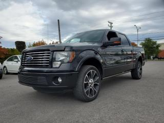 Used 2012 Ford F-150 Harley-Davidson *6.2L*NAV*TOIT*CAMERA* for sale in St-Jérôme, QC