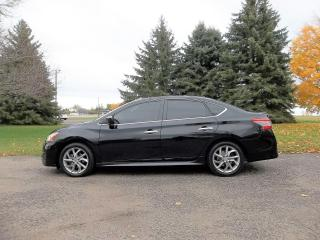 Used 2013 Nissan Sentra SR for sale in Thornton, ON