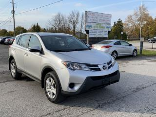 Used 2015 Toyota RAV4 LE for sale in Komoka, ON