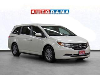 Used 2016 Honda Odyssey EX DVD Player Backup Camera 8 Pass for sale in Toronto, ON
