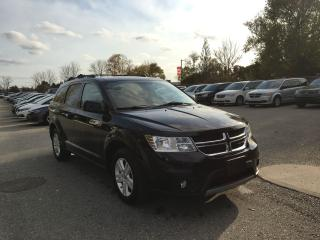 Used 2012 Dodge Journey SXT. MINT CONDITION -LIKE NEW -DRIVES EXCELLENT for sale in London, ON