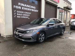 Used 2019 Honda Civic LX for sale in Abbotsford, BC