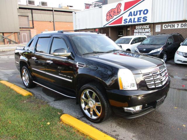 2009 Cadillac Escalade EXT ~ NAV. ~ DVD ~ BACK UP CAMERA