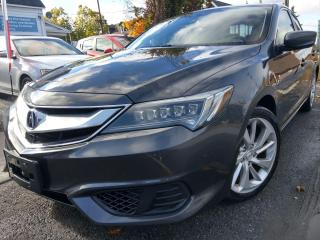 Used 2016 Acura ILX Tech Pkg - TECHNOLOGY PACKAGE for sale in Ottawa, ON