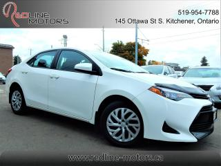 Used 2017 Toyota Corolla LEw/ToyotaSense.Camera.OneOwner.ToyotaWarranty. for sale in Kitchener, ON