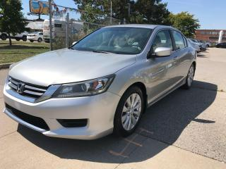 Used 2013 Honda Accord RIMS,B/U CAM,H/SEATS,SAFETY+3YEARS WARRANTY INCLUD for sale in Toronto, ON