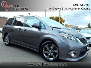 Used 2012 Toyota Sienna SE.8Pass.PowerDoors.Sunroof.OneOwner for sale in Kitchener, ON