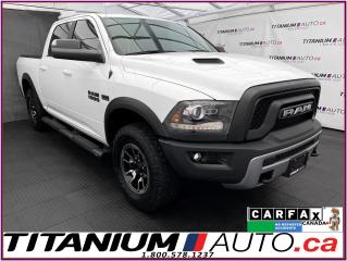 Used 2017 RAM 1500 Rebel+GPS+Camera+Tow PKG+Air Ride+4X4+5.7L Hemi V8 for sale in London, ON