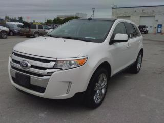 Used 2011 Ford Edge Limited for sale in Innisfil, ON
