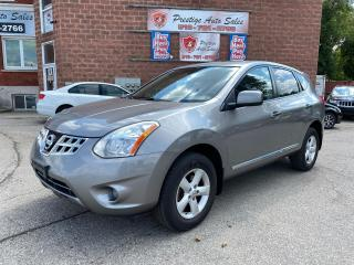 Used 2013 Nissan Rogue SV/2.5L/NO ACCIDENT/SAFETY+WARRANTY INCLUDED for sale in Cambridge, ON