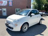 Photo of White 2012 Fiat 500