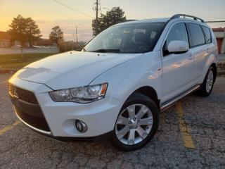 Used 2011 Mitsubishi Outlander XLS for sale in Brampton, ON